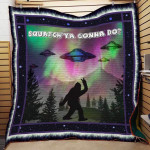 Theartsyhomes Camping J3001 85o40 3D Personalized Customized Quilt Blanket ESR49