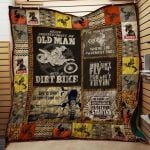 Theartsyhomes Dirt Bike J0802 83o32 3D Personalized Customized Quilt Blanket ESR23