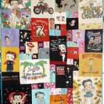 Theartsyhomes Bettyboop 3D Personalized Customized Quilt Blanket ESR48