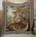 Theartsyhomes Cat 4 3D Personalized Customized Quilt Blanket ESR17