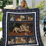 Theartsyhomes Cat Quicat003 3D Personalized Customized Quilt Blanket ESR10