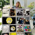 Theartsyhomes Beastie Boys 3D Personalized Customized Quilt Blanket ESR41