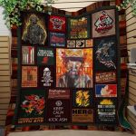 Theartsyhomes Firefighter Pm- Qct00017 3D Personalized Customized Quilt Blanket ESR45
