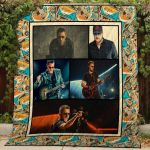 Theartsyhomes Eric Church #Bjan-1 3D Personalized Customized Quilt Blanket ESR10
