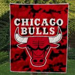Theartsyhomes Chicago Bull ( 3 style ) 3D Personalized Customized Quilt Blanket ESR41