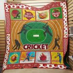 Theartsyhomes Cricket F1201 83o36 3D Personalized Customized Quilt Blanket ESR45