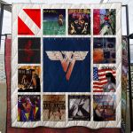 Theartsyhomes David Lee Roth 3D Personalized Customized Quilt Blanket ESR48