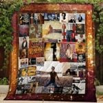 Theartsyhomes Bruce Springsteen V2 3D Personalized Customized Quilt Blanket ESR36