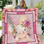 Theartsyhomes Child Of God Woman Warrior - Ntp-Qvk0053 3D Personalized Customized Quilt Blanket ESR18