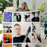 Theartsyhomes Bryan Adams 3D Personalized Customized Quilt Blanket ESR42