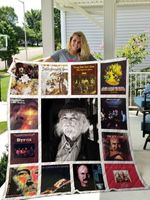 Theartsyhomes David Crosby 3D Personalized Customized Quilt Blanket ESR41