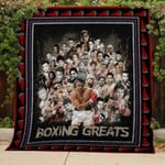Theartsyhomes Boxing Greats Th142 3D Personalized Customized Quilt Blanket ESR23