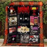Theartsyhomes Dead Head #Bjan-1 3D Personalized Customized Quilt Blanket ESR8