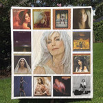 Theartsyhomes Emmylou Harris 3D Personalized Customized Quilt Blanket ESR28