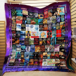 Theartsyhomes Dean Koontz Books Lover 3D Personalized Customized Quilt Blanket ESR35