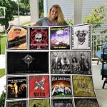 Theartsyhomes Black Label Society 3D Personalized Customized Quilt Blanket ESR25