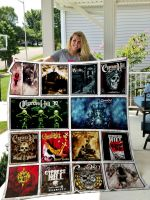 Theartsyhomes Cypress Hill 3D Personalized Customized Quilt Blanket ESR15