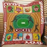 Theartsyhomes Cricket F1201 83o36 3D Personalized Customized Quilt Blanket ESR43