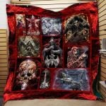Theartsyhomes Electric Guitar N2601 85o01 3D Personalized Customized Quilt Blanket ESR37