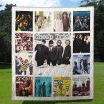 Theartsyhomes Cheap Trick 3D Personalized Customized Quilt Blanket ESR14