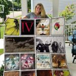 Theartsyhomes Coheed And Cambria 3D Personalized Customized Quilt Blanket ESR43
