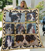Theartsyhomes Bernese Mountain Dog Phdog6001 3D Personalized Customized Quilt Blanket ESR13