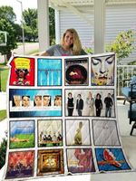 Theartsyhomes Collective Soul 3D Personalized Customized Quilt Blanket ESR4