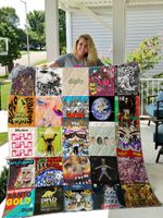 Theartsyhomes Diplo 3D Personalized Customized Quilt Blanket ESR14