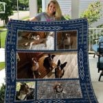 Theartsyhomes Custom01 Boston Terrier 3D Personalized Customized Quilt Blanket ESR13