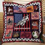 Theartsyhomes Dirt Bike J0805 83o40 3D Personalized Customized Quilt Blanket ESR25