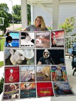 Theartsyhomes Brad Paisley 3D Personalized Customized Quilt Blanket ESR30