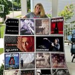Theartsyhomes Eminem 3D Personalized Customized Quilt Blanket ESR12