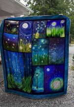 Theartsyhomes Firebug 3D Personalized Customized Quilt Blanket ESR37