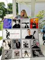 Theartsyhomes Bryan Adams 2 3D Personalized Customized Quilt Blanket ESR40