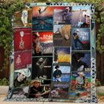 Theartsyhomes Brad Paisley V2 3D Personalized Customized Quilt Blanket ESR33