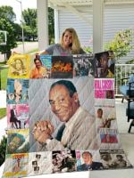 Theartsyhomes Bill Cosby 3D Personalized Customized Quilt Blanket ESR49