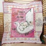 Theartsyhomes Elephant M0601 82o39 3D Personalized Customized Quilt Blanket ESR19