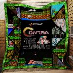 Theartsyhomes Contra R184 3D Personalized Customized Quilt Blanket ESR16