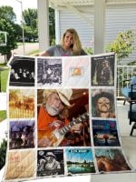 Theartsyhomes Dickey Betts 3D Personalized Customized Quilt Blanket ESR28