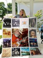 Theartsyhomes Dickey Betts 3D Personalized Customized Quilt Blanket ESR27