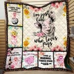Theartsyhomes Cow Hqc-Qct00006 3D Personalized Customized Quilt Blanket ESR3