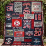 Theartsyhomes Boston Red Sox 3D Personalized Customized Quilt Blanket ESR10