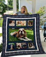 Theartsyhomes CUSTOM Mesa 3D Personalized Customized Quilt Blanket ESR11