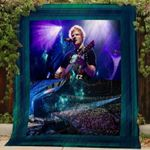 Theartsyhomes Ed Sheeran V5 3D Personalized Customized Quilt Blanket ESR18