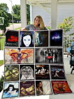 Theartsyhomes Evanescence 3D Personalized Customized Quilt Blanket ESR31
