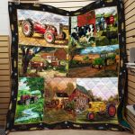 Theartsyhomes Farmer Printing Dml-Qhg00015 3D Personalized Customized Quilt Blanket ESR44