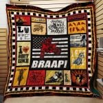 Theartsyhomes Dirt Bike J0803 83o41 3D Personalized Customized Quilt Blanket ESR24