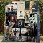 Theartsyhomes Dierks Bentley V2 3D Personalized Customized Quilt Blanket ESR33
