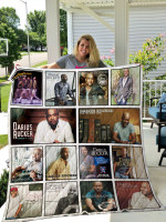 Theartsyhomes Darius Rucker 3D Personalized Customized Quilt Blanket ESR13