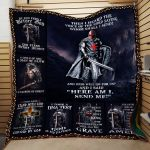 Theartsyhomes Child Of God Printing Qtd-Qhn0002 3D Personalized Customized Quilt Blanket ESR10
